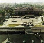 Autóbusz állomás Győr, archív kép 1.