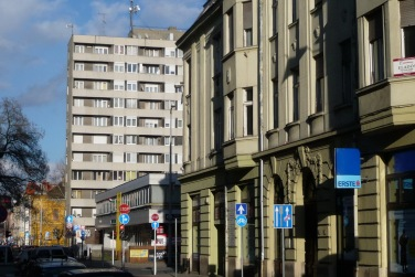 És végül egy utcakép 2010-ből... (fotó: HG)