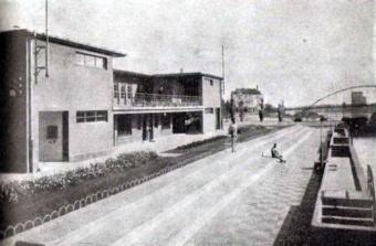 Győrben addig ismeretlen letisztult formavilágú épület született.