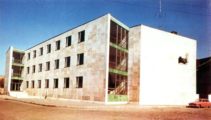 Építőipari Technikum (fotó: Fátay)
