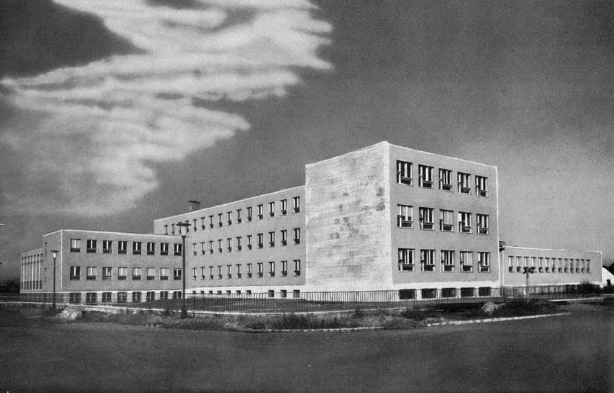 A Szabolcska utcai általános iskola (fotó: archív)
