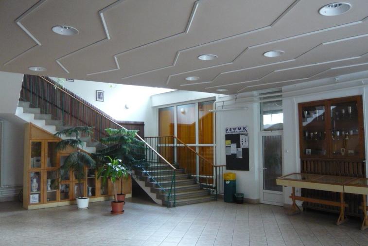 Bejárati tér. (fotó: HG)