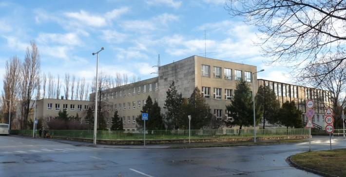 Az iskola ma. (fotó: HG)