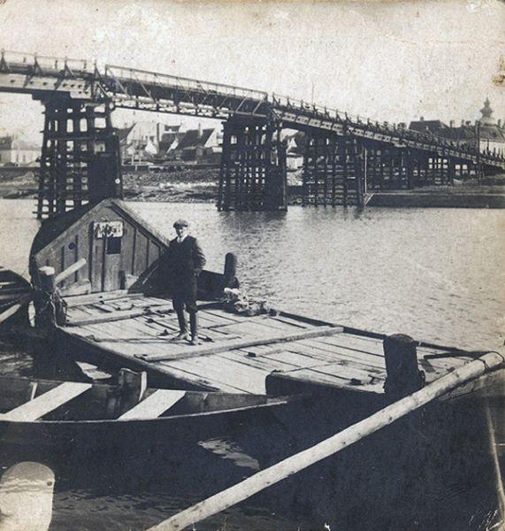 """A """"Kecskelábú"""" híd. (forrás)"""